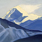 Roerich N.K. (Part 5) - Himalayas # 76 Snow rock