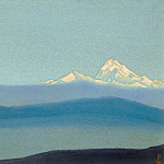 Roerich N.K. (Part 5) - 5 # Tibet Tibet (In the mists)