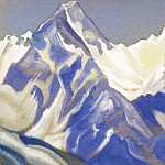 Roerich N.K. (Part 5) - The Himalayas # 64 Mountain Citadel