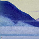 Roerich N.K. (Part 5) - The Himalayas # 135 The fog is rising