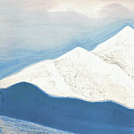 Roerich N.K. (Part 5) - The Himalayas # 58 The Abode of the Snows