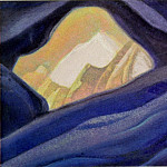 Roerich N.K. (Part 4) - Cave # 89 (lumen of the rock)