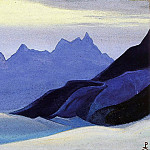 Roerich N.K. (Part 5) - The Himalayas # 105