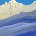 Roerich N.K. (Part 5) - Nanga Parbat # 37 nanga Parbat (the kingdom of ice and snow)