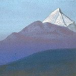 Roerich N.K. (Part 4) - The Himalayas # 77 Pink peak