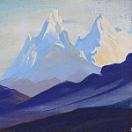 Himalayas # 53, Roerich N.K. (Part 5)
