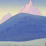 Roerich N.K. (Part 5) - Himalayas # 39 Lilac burst