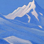 Roerich N.K. (Part 5) - The Himalayas # 119 The Blue Silence