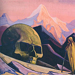 Roerich N.K. (Part 5) - Issa and head Velikanova # 40
