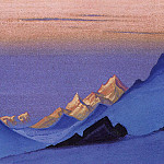Roerich N.K. (Part 5) - The Himalayas # 162
