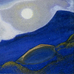 Roerich N.K. (Part 5) - The stern # 52 (above the moon tops)