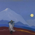 Roerich N.K. (Part 5) - Philosophy. Silence