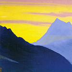 Roerich N.K. (Part 5) - Evening # 48 Evening (Mountain patrol)