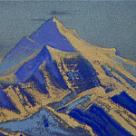 Roerich N.K. (Part 5) - The Himalayas # 12 The morning sun on the tops