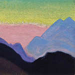 Roerich N.K. (Part 5) - The Himalayas # 40