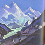 Roerich N.K. (Part 5) - The Himalayas (Shining Heights)