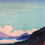 Roerich N.K. (Part 5) - Mountain lake # 140 Mountain lake (Dongre Yum-tso)