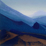 Roerich N.K. (Part 5) - Himalayas # 55 Night ridges