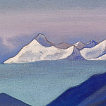 Roerich N.K. (Part 5) - Ladak Ladak # 92 (there of mists)