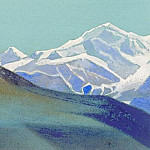 Roerich N.K. (Part 5) - Himalayas # 83 Sleeping giant