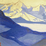 Roerich N.K. (Part 5) - Himalaya # 52 Highland lake