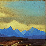 Roerich N.K. (Part 5) - The Himalayas # 15