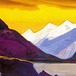 Roerich N.K. (Part 5) - The Himalayas # 69 Creativity of the Light