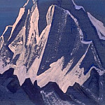 Roerich N.K. (Part 5) - Himalayas # 91 Stone brooding