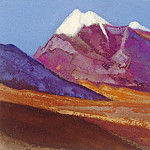 Roerich N.K. (Part 5) - Ladakh # 147 Ladakh (Mauve slopes)