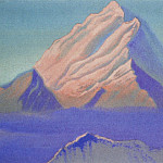 Roerich N.K. (Part 4) - The Himalayas # 151 The Pink Peak