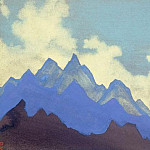 Roerich N.K. (Part 5) - The Himalayas # 17 Crown of the Earth
