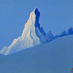 Roerich N.K. (Part 5) - Mountain Mountain # 8 (B loneliness)