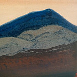 Roerich N.K. (Part 5) - Hills Hills # 26 (getting dark)