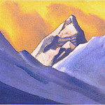 Roerich N.K. (Part 5) - The Himalayas # 129