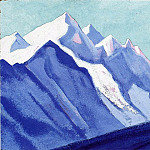 Roerich N.K. (Part 5) - Himalayas # 70