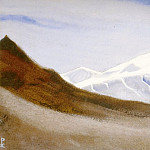 The Himalayas # 106 Icy Silence, Roerich N.K. (Part 5)