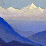 Roerich N.K. (Part 5) - Dawn # 174 Dawn (clear morning)