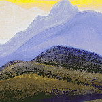 Roerich N.K. (Part 5) - The Himalayas # 54 The Blue Giant