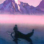 Roerich N.K. (Part 5) - Bulletin of from Himalaya (sent home)