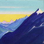 Roerich N.K. (Part 5) - The Himalayas # 16