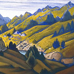 Roerich N.K. (Part 5) - The unknown old man # 46 (The Hermit)