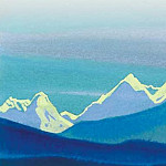 Roerich N.K. (Part 5) - The Himalayas # 7 The solar circuit of the mountains