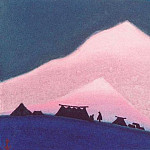 Roerich N.K. (Part 5) - Tibetan mill # 106 (Chantung)