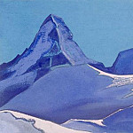 Roerich N.K. (Part 5) - Treasure snow # 84 snows Treasure (Kanchenjunga )