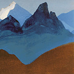 Roerich N.K. (Part 5) - The Himalayas # 4 The night behind