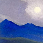 Roerich N.K. (Part 5) - Himalayas # 3 Mountains before dawn