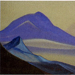 Roerich N.K. (Part 5) - Mists Mists # 61 (Blue mountain)