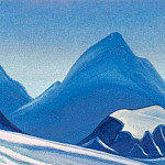 Roerich N.K. (Part 5) - Himalayas # 5 Ice wave