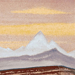 Roerich N.K. (Part 5) - The Himalayas # 4 The Celestial Silence