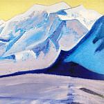 Roerich N.K. (Part 5) - The Himalayas # 49 The Eternal Ice